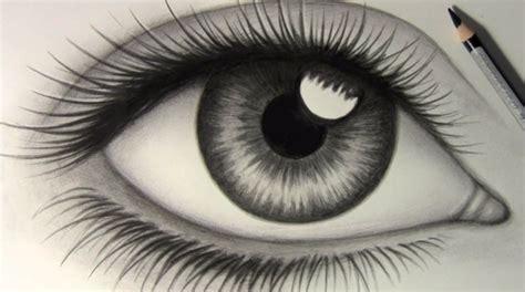 how to draw a eye easy craft idea