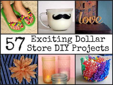 dollar store craft projects 57 exciting dollar store diy projects