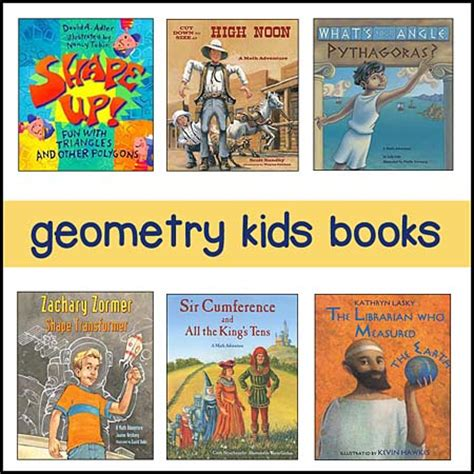 geometry picture books children s books for geometry lesson plans best