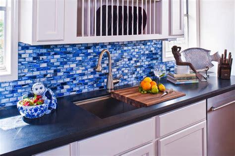 blue kitchen tiles ideas 15 stunning kitchen backsplashes diy network made remade diy