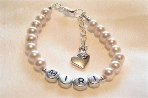 letter bead bracelets 26 best images about jewelry diy alphabet on
