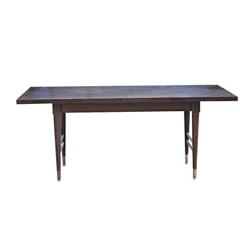 mid century dining tables vintage mid century modern dining table ebay