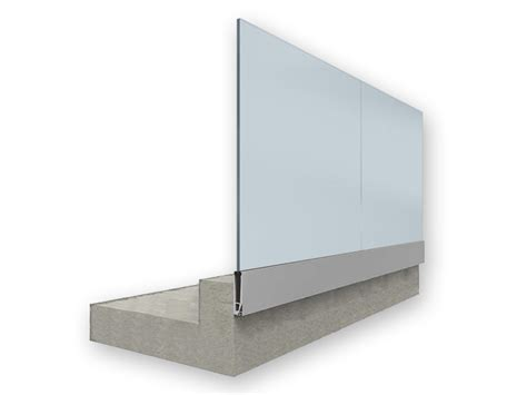 barandilla de aluminio serie barandilla de aluminio y vidrio grupo alugom
