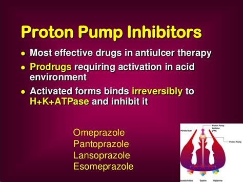 Proton Inhibitor Therapy by Proton Inhibitors As Related To Gerd Pictures