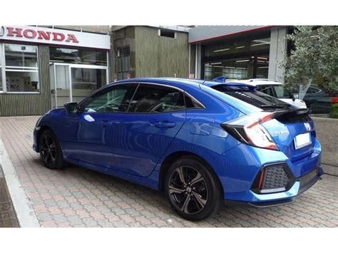 Executive Honda by Sold Honda Civic 1 0 5 Porte Execu Used Cars For Sale