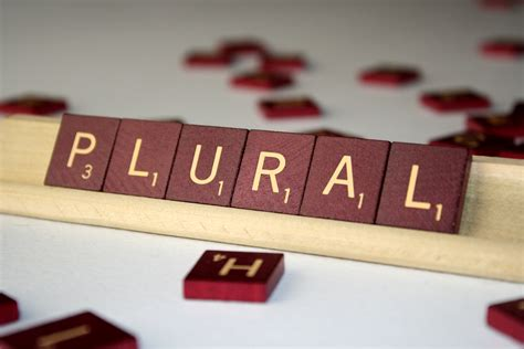 can you use plurals in scrabble plural clipart clipground