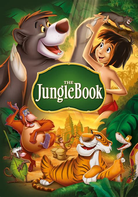 pictures from the jungle book blast from the past the jungle book 1967 the bad