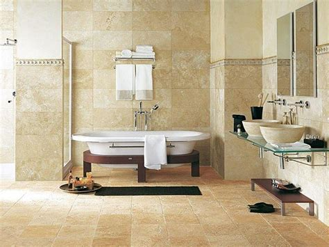 tiles bathroom design ideas 20 pictures and ideas of travertine tile designs for bathrooms