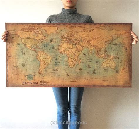 world map home decor 17 best ideas about retro home decor on retro