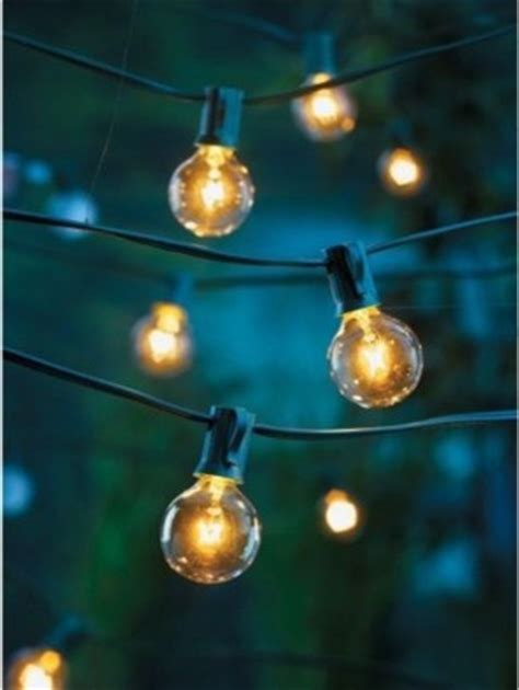 target outdoor string lights room essentials clear globe lights contemporary