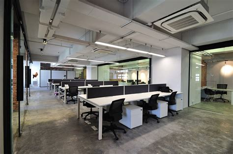 cool office design ideas cool office design gt open work area opal office