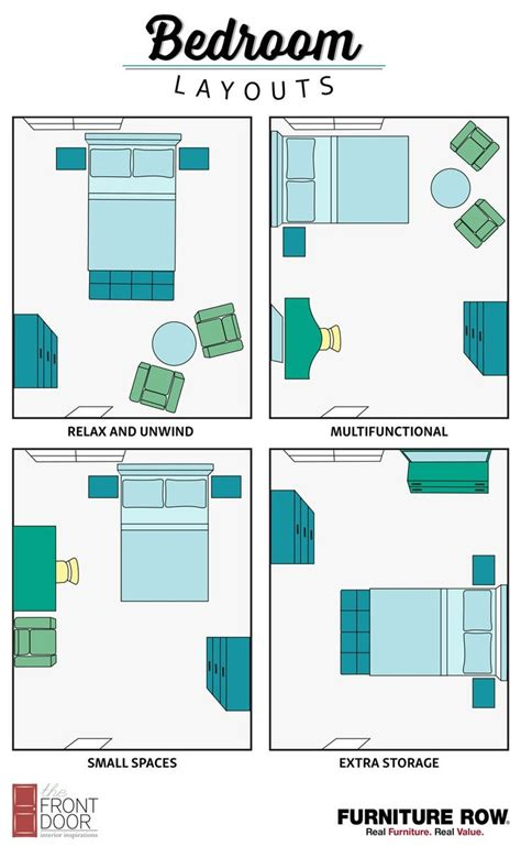 how to design a small bedroom layout 25 best ideas about bedroom furniture layouts on