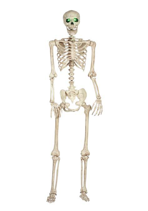 a skeleton pose n stay light up skeleton