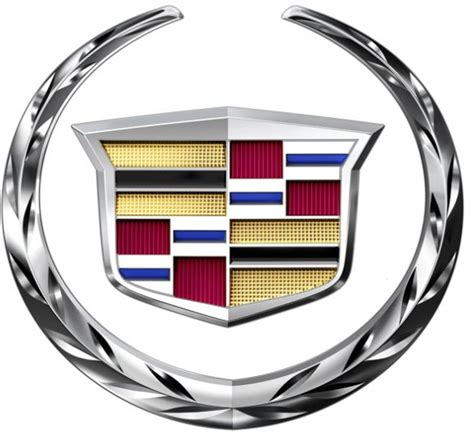 Cadillac Logo by Cadillac Cartype