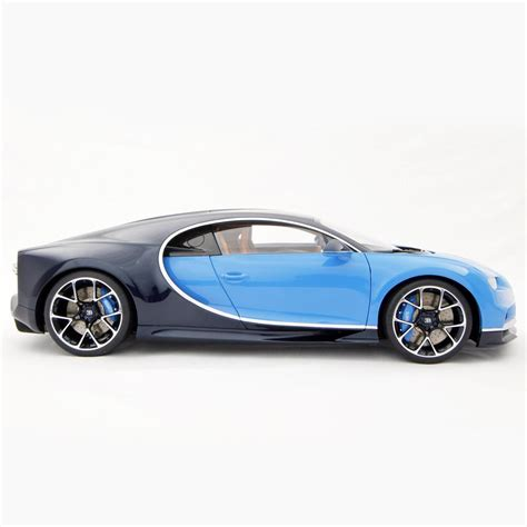 Bugatti Chiron Model Car by Bugatti Chiron 2016 Amalgam 1 8 Scale Model Car