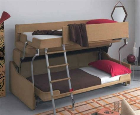 transforming to bunk bed transforming sofa goes from to size bunk
