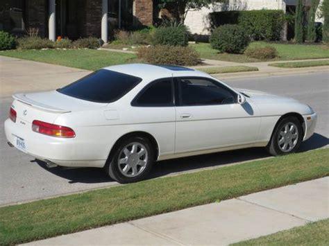small engine maintenance and repair 1995 lexus sc regenerative braking buy used 1995 lexus sc 400 in austin texas united states
