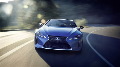 New Hd Car Wallpapers 2017 New by 2017 Lexus Lc 500 Wallpaper Hd Car Wallpapers Id 6218