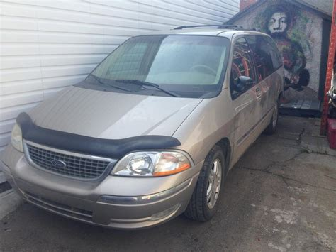 2004 Ford Windstar by 2004 Ford Windstar For Parts West