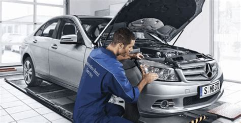 Mercedes A Service by What Are The Mercedes Service A And B Intervals