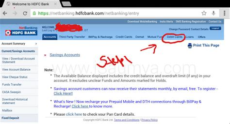 how to make payment using hdfc debit card payment of hdfc credit card through icici bank