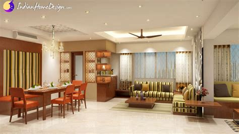 interior design ideas indian homes dataye residence attractive living dining room design