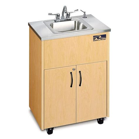 portable kitchen sinks best 25 portable sink ideas on eco trailer