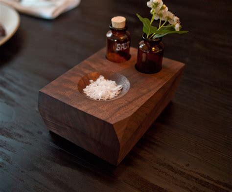 gifts for the woodworker diy project wood bud vase and salt dish design sponge