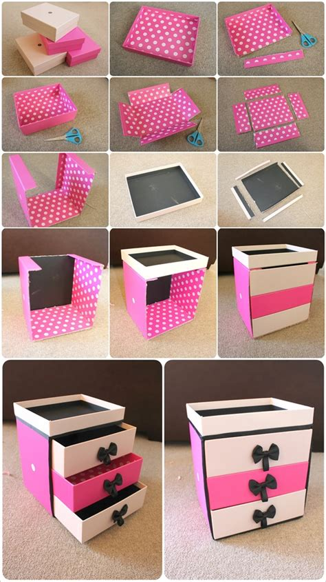 diy step up box 10 awesome diy jewelry box ideas that you ll want to try