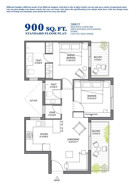 home design plans for 900 sq ft 900 sq ft 3 bhk 28 images 900 square foot house plans