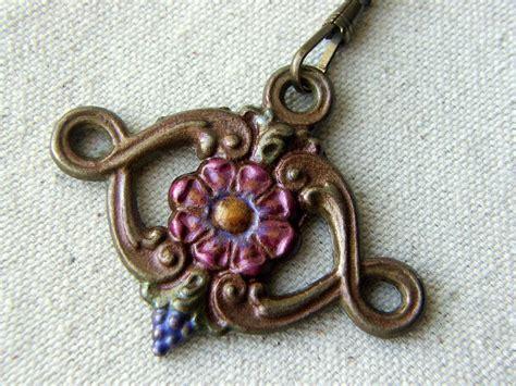 make enamel jewelry faux enamel pendant jewelry journal