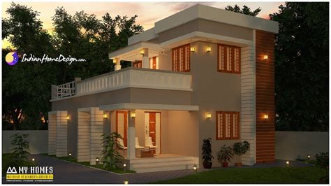 free house plan designer 1400 sqft attractive 3 bhk budget home design by my homes