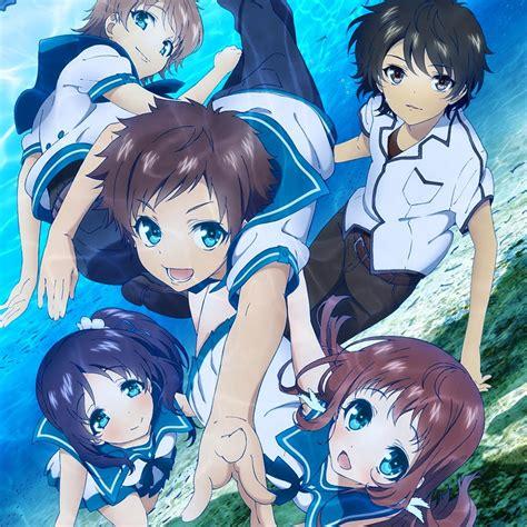 nagi no asukara nagi no asukara anime reviews anime planet