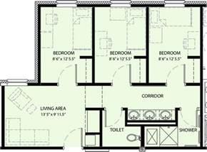 3 bedroom floor plan 21 images best 3 bedroom floor plan home