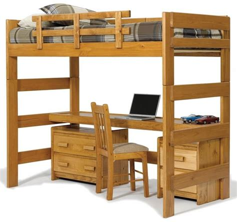 loft beds with desks 25 awesome bunk beds with desks for
