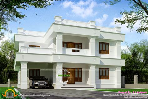 flat home design flat roof houses designs home design and style