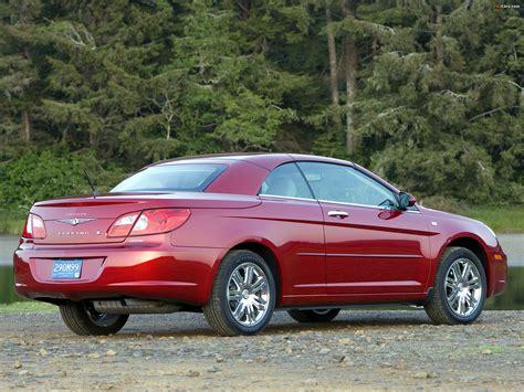 2007 Chrysler Sebring Convertible by Chrysler Sebring Convertible 2007 11 Pictures 2048x1536
