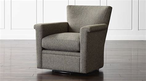 crate and barrel swivel chair declan 360 swivel chair crate and barrel