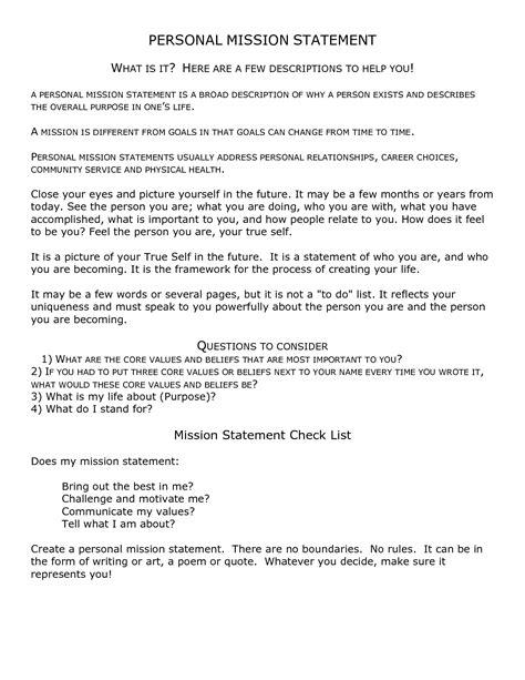 interior design personal statement 4 free mission statement templates word excel sheet pdf