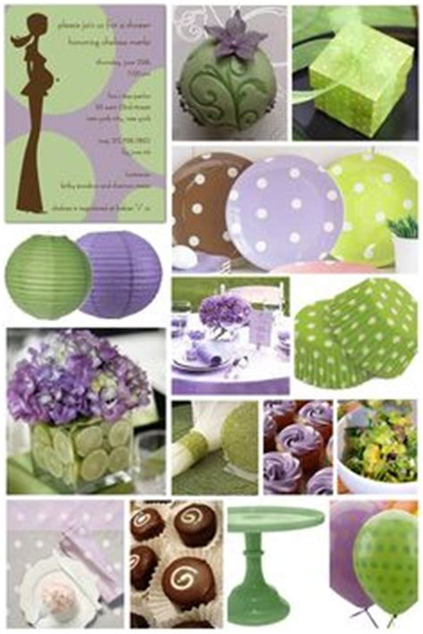 purple and green decorations purple and green baby shower decorations best baby