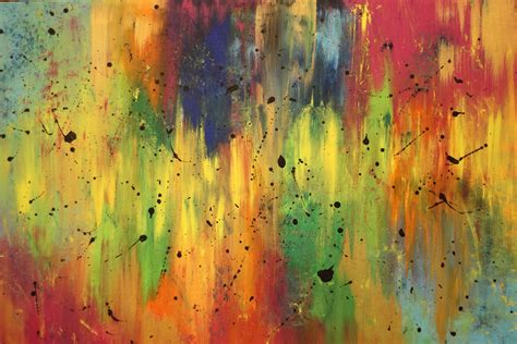 simple painting cat designs the most how to create a simple abstract painting using