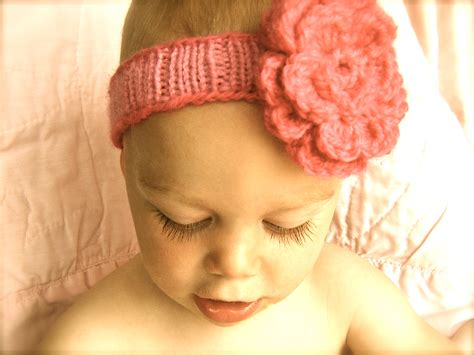 I D Rather Be Knitting Quot Quot Baby Headband