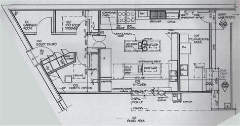 restaurant kitchen layout ideas restaurant kitchen blueprint afreakatheart