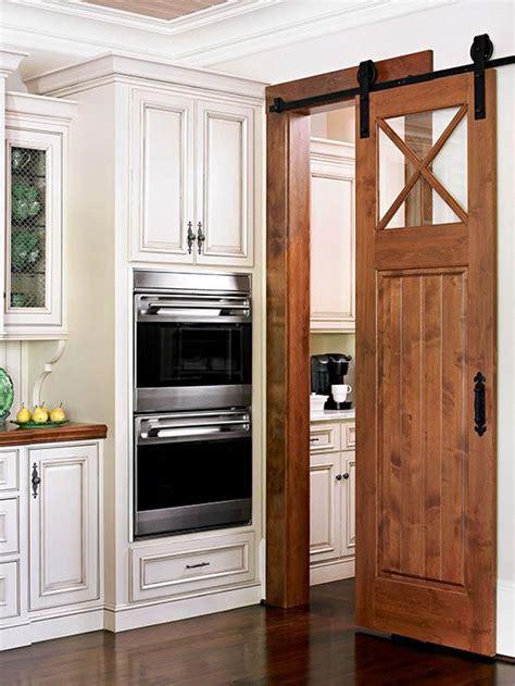 kitchen barn doors barn doors with style craftsman kitchen handles and