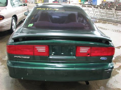 service manual 1996 ford probe airbag cover removal service manual 1996 ford probe airbag