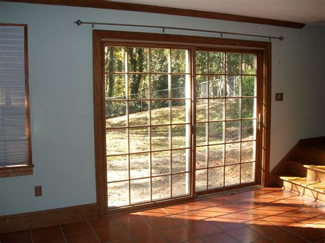 wood sliding glass patio doors modern sliding patio doors options you might want to try