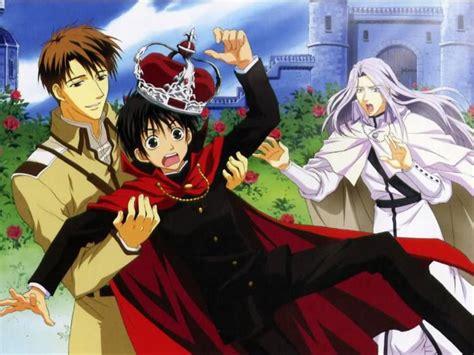 kyo kara maoh kyo kara maoh anime photo 26603823 fanpop