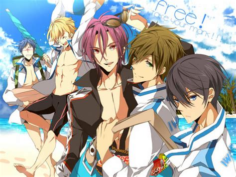 free iwatobi swim club crimson otaku s anime free iwatobi swim club