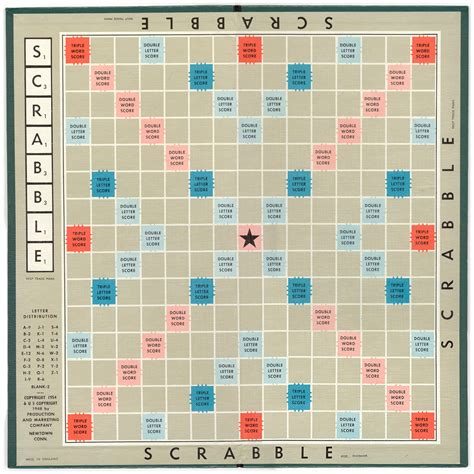 Scrabble Board Classic 2 By Jdwinkerman On Deviantart