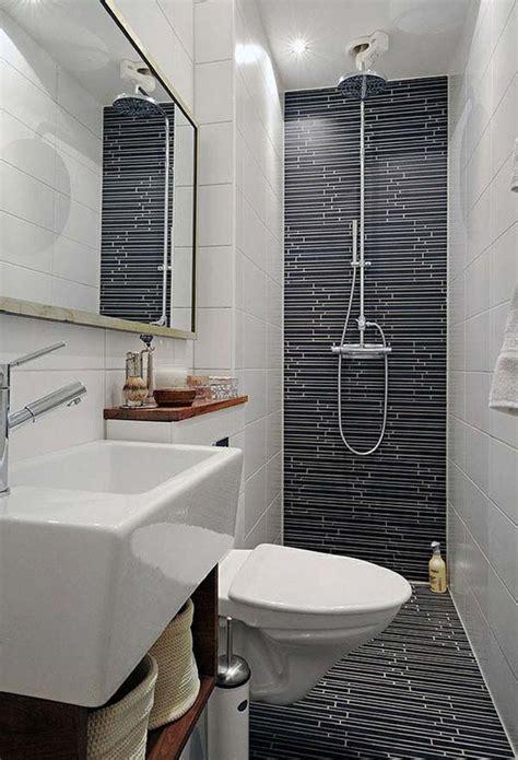 Narrow Bathroom Ideas by 25 Best Ideas About Small Narrow Bathroom On